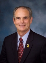 Picture of San Jose mayor, Chuck Reed